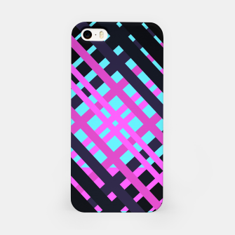 Thumbnail image of Geometric vibrant sport iPhone Case, Live Heroes