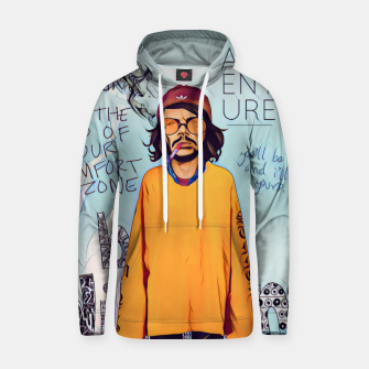 Thumbnail image of Adventure Cotton hoodie, Live Heroes