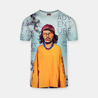 Thumbnail image of Adventure T-shirt, Live Heroes