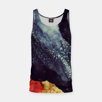 Thumbnail image of Scarlet Abstract Tank Top, Live Heroes