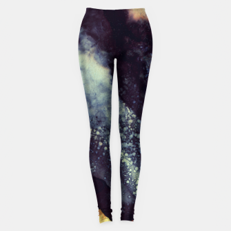 Thumbnail image of Scarlet Abstract Leggings, Live Heroes