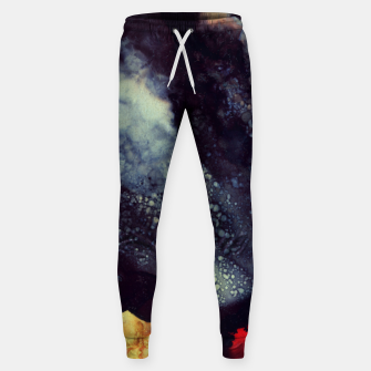 Thumbnail image of Scarlet Abstract Cotton sweatpants, Live Heroes