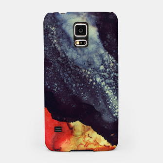 Thumbnail image of Scarlet Abstract Samsung Case, Live Heroes
