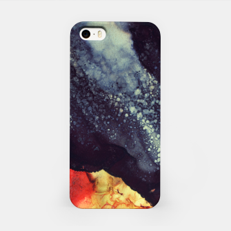 Thumbnail image of Scarlet Abstract iPhone Case, Live Heroes