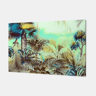 Thumbnail image of Jungle landscape 01 Canvas, Live Heroes