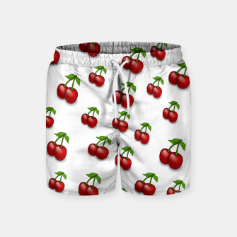 Thumbnail image of Cherries Swim Shorts, Live Heroes