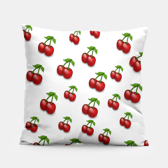 Thumbnail image of Cherries Pillow, Live Heroes