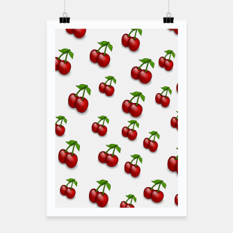 Thumbnail image of Cherries Poster, Live Heroes