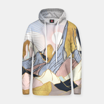 Thumbnail image of Summer Morning Cotton hoodie, Live Heroes