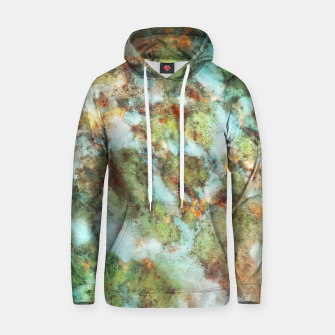 Thumbnail image of Cloud cover Cotton hoodie, Live Heroes