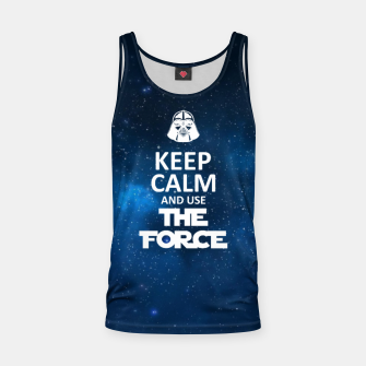 Miniaturka FORCE Tank Top, Live Heroes