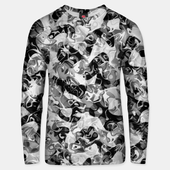 Thumbnail image of camo Cotton sweater, Live Heroes