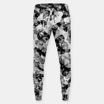 camo Cotton sweatpants thumbnail image
