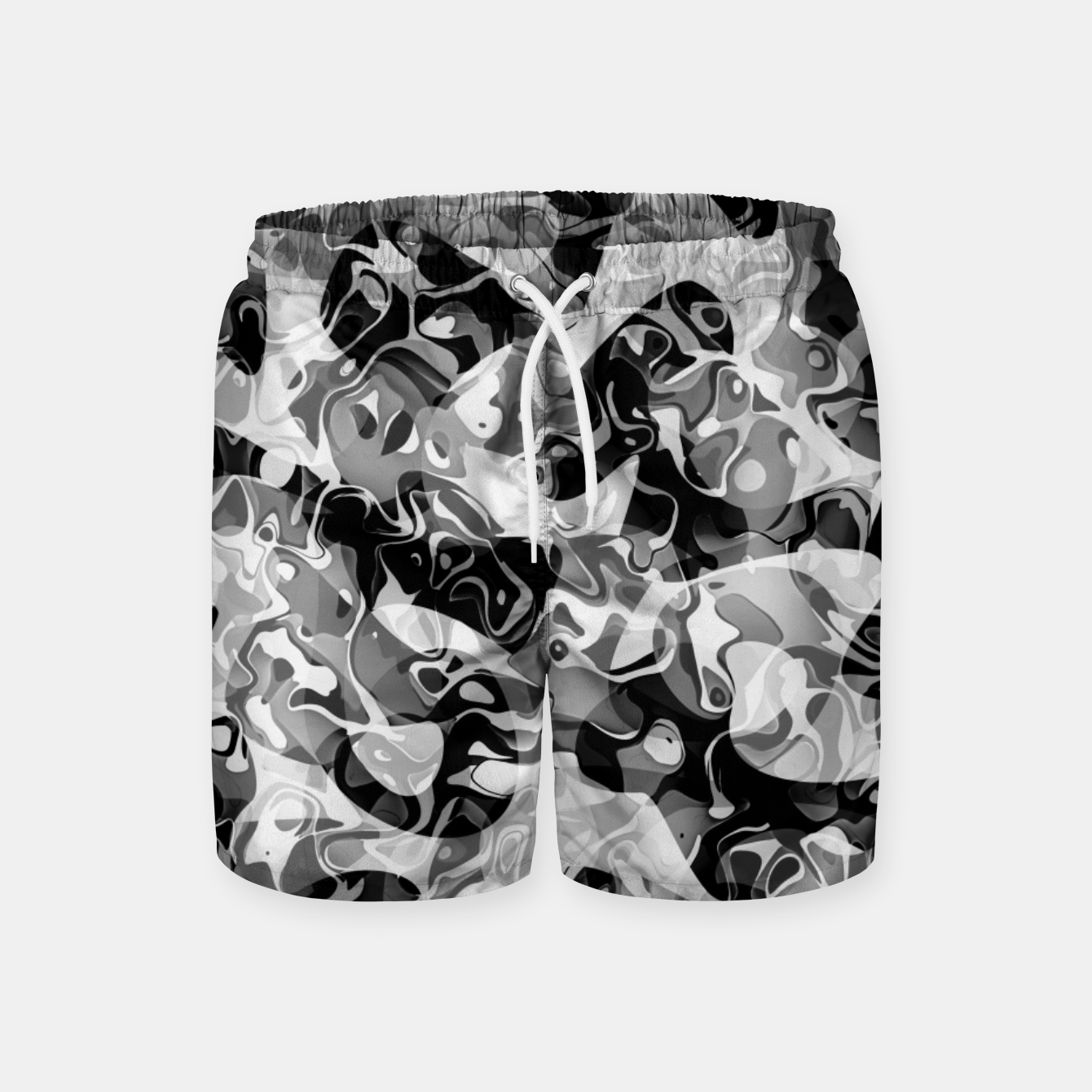 Image of camo Swim Shorts - Live Heroes