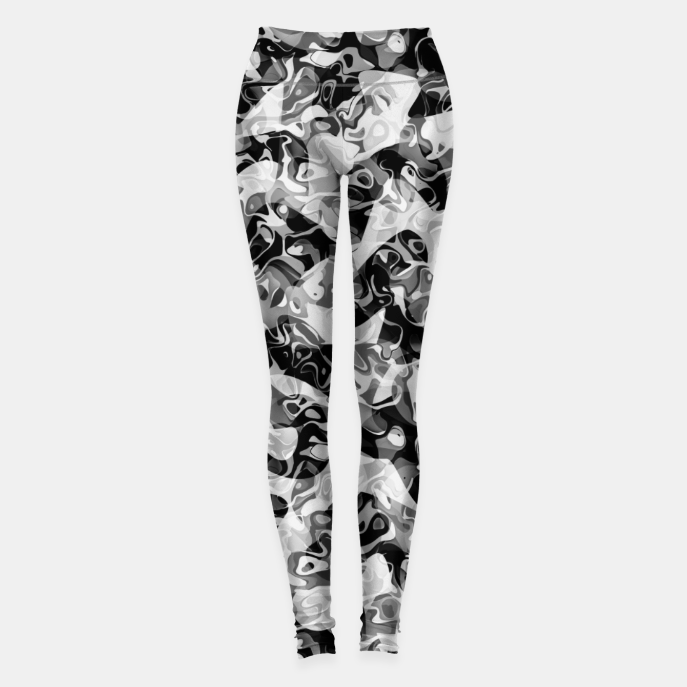Image of camo Leggings - Live Heroes
