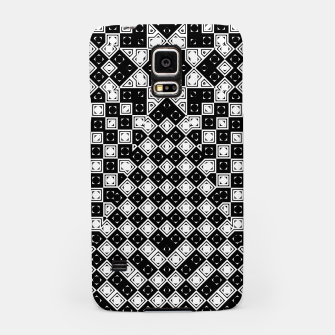 Thumbnail image of AFF4040315 M8I135O225 BWSquares Samsung Case, Live Heroes