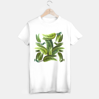 Miniaturka Retro Tropical Tiki Fantasy 02 II Camiseta Regular, Live Heroes