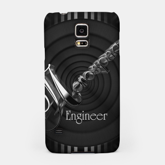 Thumbnail image of Aerospace Engineer Deco Flare Samsung Case, Live Heroes