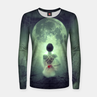 Miniature de image de Fantasy Surprise Woman cotton sweater, Live Heroes