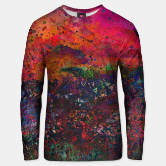 Thumbnail image of Purple Sky Cotton sweater, Live Heroes