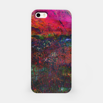 Thumbnail image of Purple Sky iPhone Case, Live Heroes
