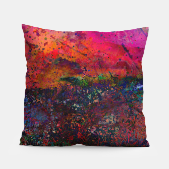 Thumbnail image of Purple Sky Pillow, Live Heroes