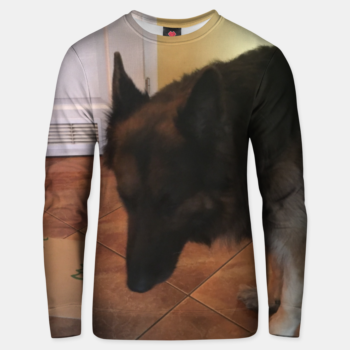 Image of Dogmaster Cotton sweater - Live Heroes