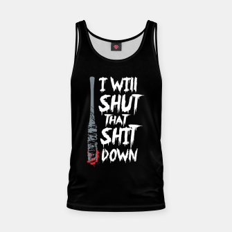 Thumbnail image of Lucille Tank Top, Live Heroes