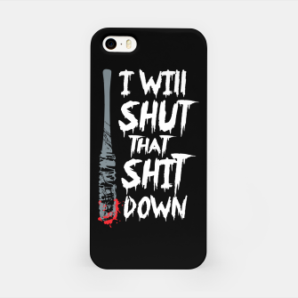 Thumbnail image of Lucille iPhone Case, Live Heroes