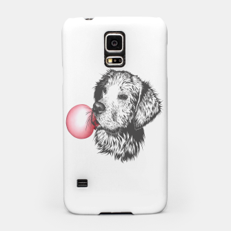 Thumbnail image of Bubble Gum Dog Samsung Case, Live Heroes