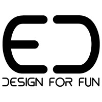ED design for fun logo