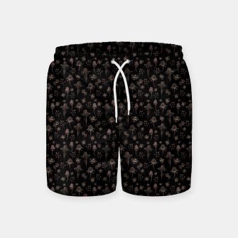 Thumbnail image of Enchanted Garden Swim Shorts, Live Heroes