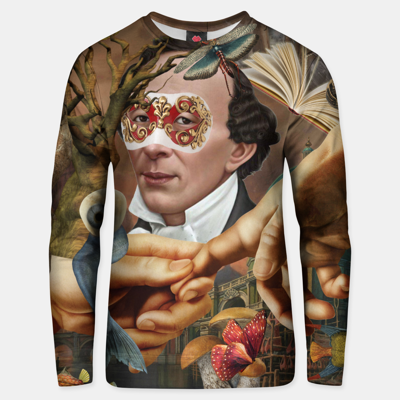 Image of The Fairytale Cotton sweater - Live Heroes
