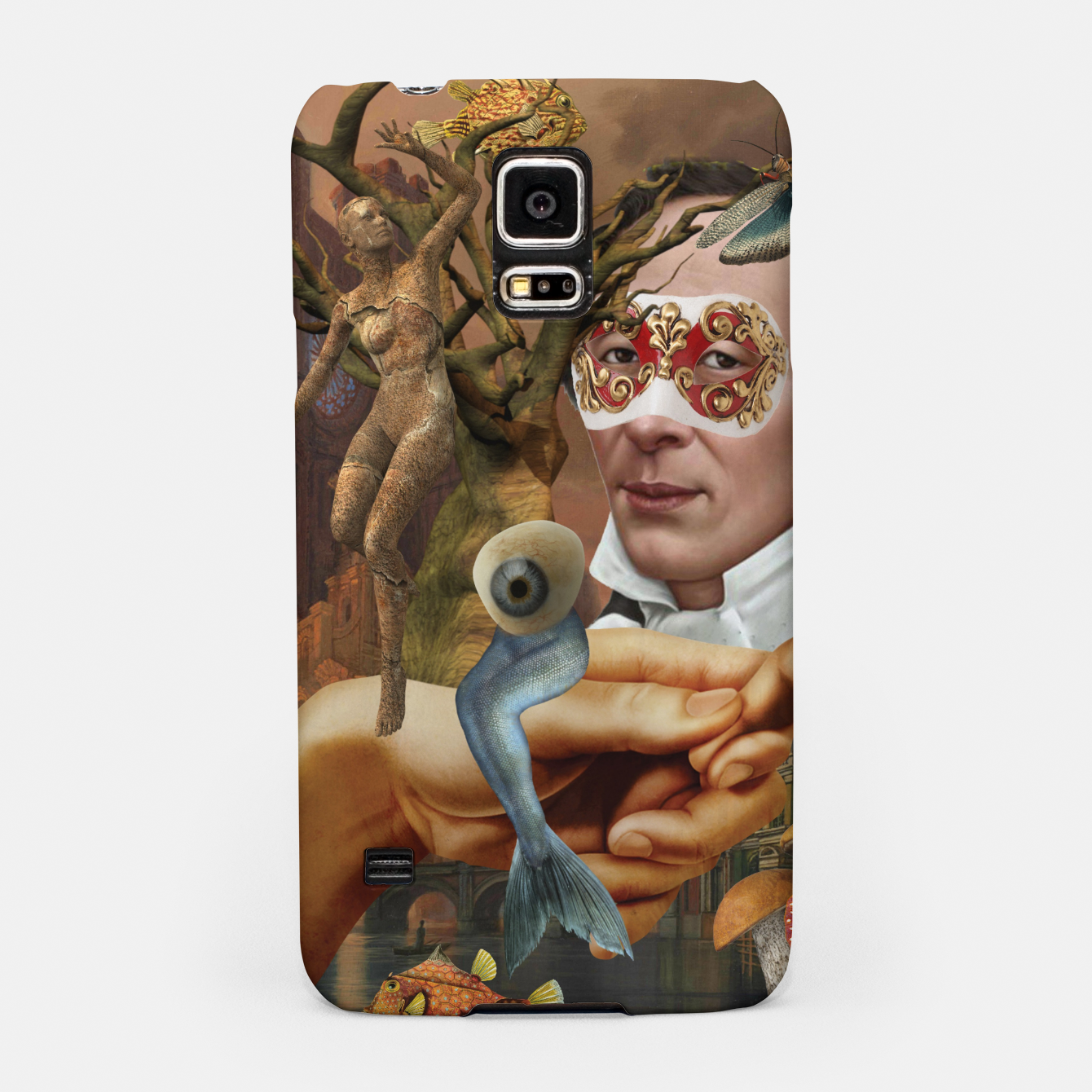 Image of The Fairytale Samsung Case - Live Heroes