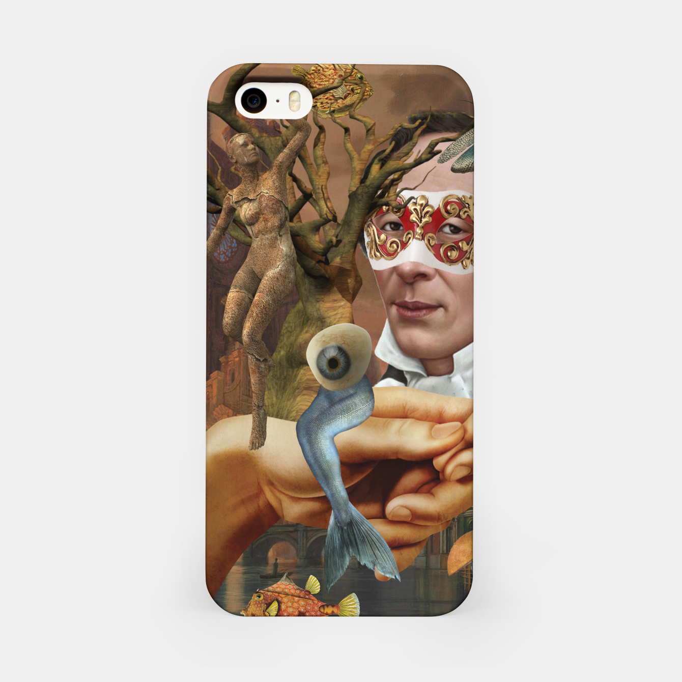 Image of The Fairytale iPhone Case - Live Heroes