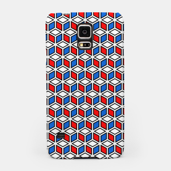 Thumbnail image of Isometric Cubic Lines - 12 Samsung Case, Live Heroes