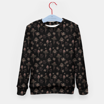 Thumbnail image of Enchanted Garden Kid's sweater, Live Heroes