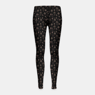 Thumbnail image of Enchanted Garden Girl's leggings, Live Heroes