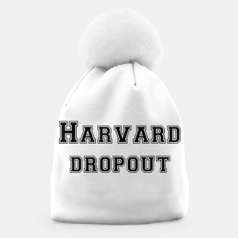 Thumbnail image of Harvard dropout lil pump Beanie, Live Heroes
