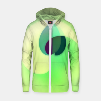 Thumbnail image of Sproutling  Cotton zip up hoodie, Live Heroes