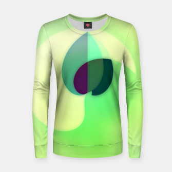 Thumbnail image of Sproutling  Woman cotton sweater, Live Heroes