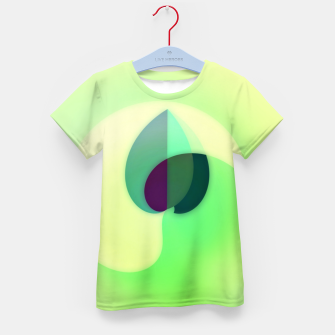 Thumbnail image of Sproutling  Kid's t-shirt, Live Heroes