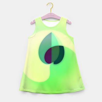 Thumbnail image of Sproutling  Girl's summer dress, Live Heroes