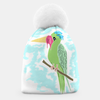Thumbnail image of Parrot and Ice cream Beanie, Live Heroes