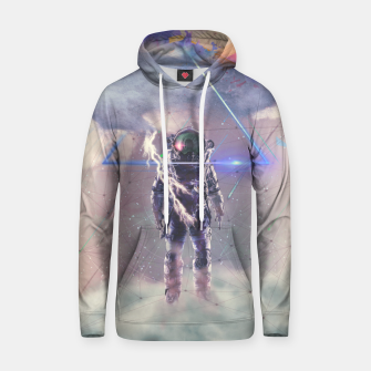 Thumbnail image of Cloud Cotton hoodie, Live Heroes
