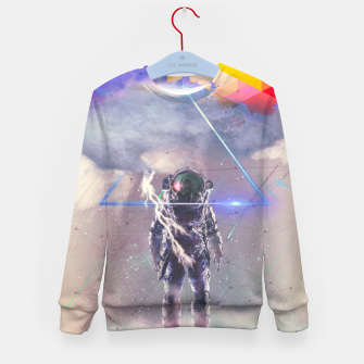 Miniatur Cloud Kid's sweater, Live Heroes