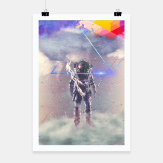 Thumbnail image of Cloud Poster, Live Heroes