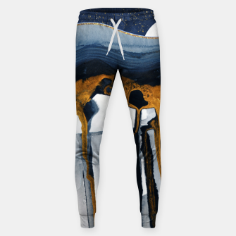 Thumbnail image of Liquid Hills Cotton sweatpants, Live Heroes