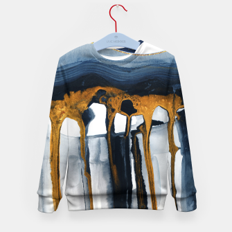 Thumbnail image of Liquid Hills Kid's sweater, Live Heroes