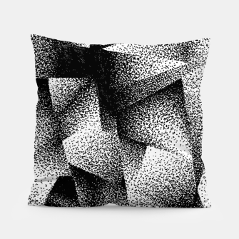 Thumbnail image of Abstract point Pillow, Live Heroes